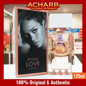 Rihanna Rogue Love 2 Retail Unit 125ml Perfume