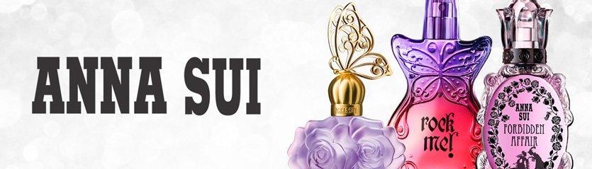 Anna Sui Perfume Brand Banner