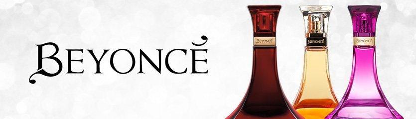 Beyonce Perfume Brand Banner