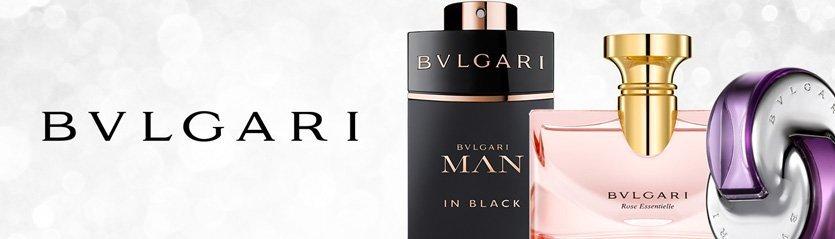 Bvlgari Perfume Brand Banner