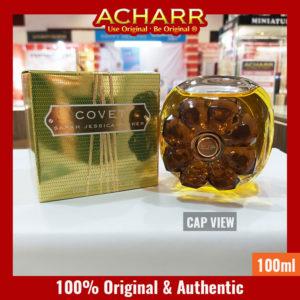 arah Jessica Parker Covet Retail Unit 100ml Perfume cap view