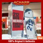 Carolina Herrera CH 212 Heroes Retail Unit 90ml