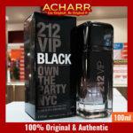 Carolina Herrera CH 212 VIP Black Retail Unit 100ml